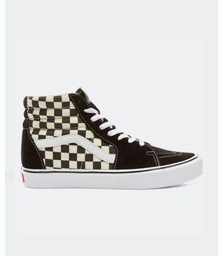 tenis-vans-sk8-hi-lite-checkerboard-xadrez